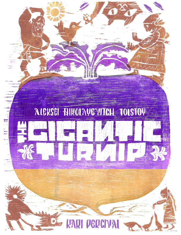 The Gigantic Turnip (cover)