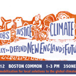 Jobs Justice Climate: Rally to Defend New  England's Future