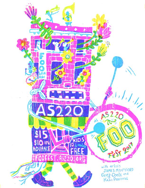 FOO FEST 2017 AS220
