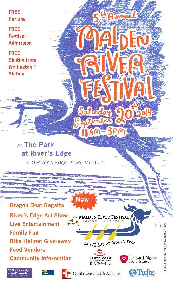 Malden River Festival 2014