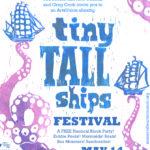 Tiny Tall Ships Poster