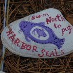 April: Harbor Seals Swim North to Pup
