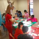 Libray Parade Crafts Workshop Leader