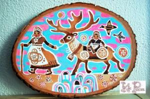 Reindeer Ride 2/20/2015
