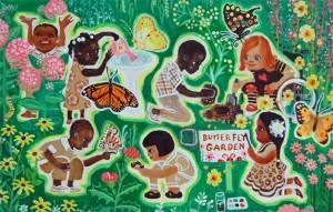 Class Project: Butterfly Garden