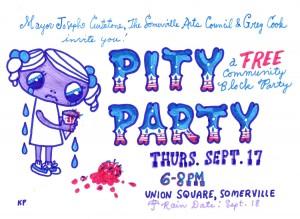 Pity Party: Ice cream