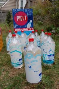 Glacier Melt Bowling