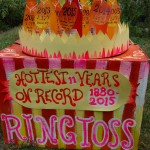 Hottest 11 Years on Record Ring Toss