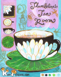 Thumbelina's Tea Room