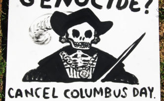 Cancel Columbus Day