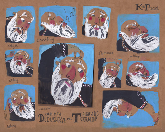 Dedushka Expressions