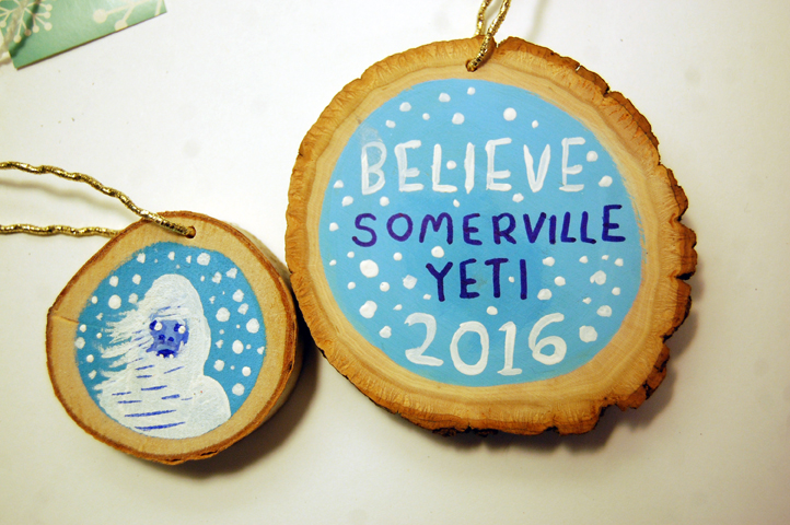 Believe! Somerville Yeti 2016