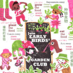 Join Early Birds' Garden Club