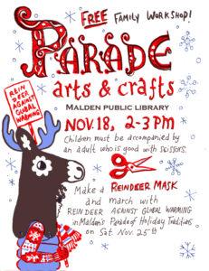 Parade Arts and Crafts