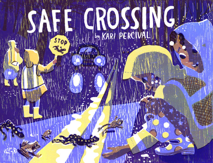 SAFE CROSSING cover art