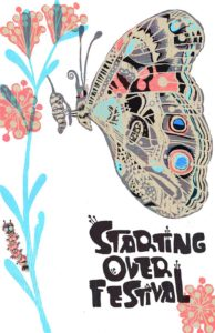 Starting Over Festival Poster Art