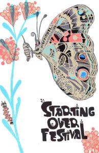Starting Over Festival Poster Art