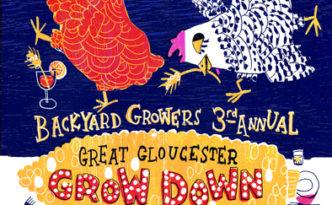 Backyard Growers' Grow Down
