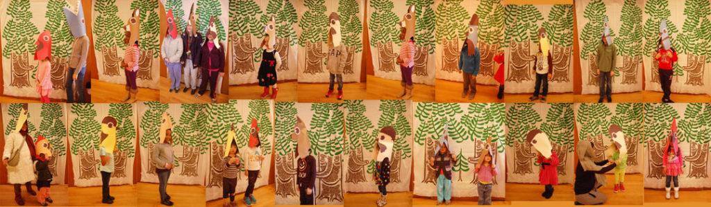 Holiday Parade Craft Workshop