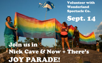 JOY Parade Call for Volunteers!